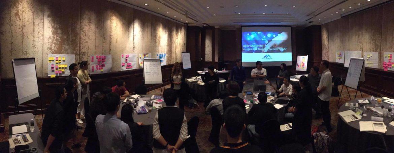 Agile Marketing Academy CAMS Training Thailand