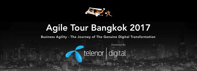 Agile Tour Bangkok