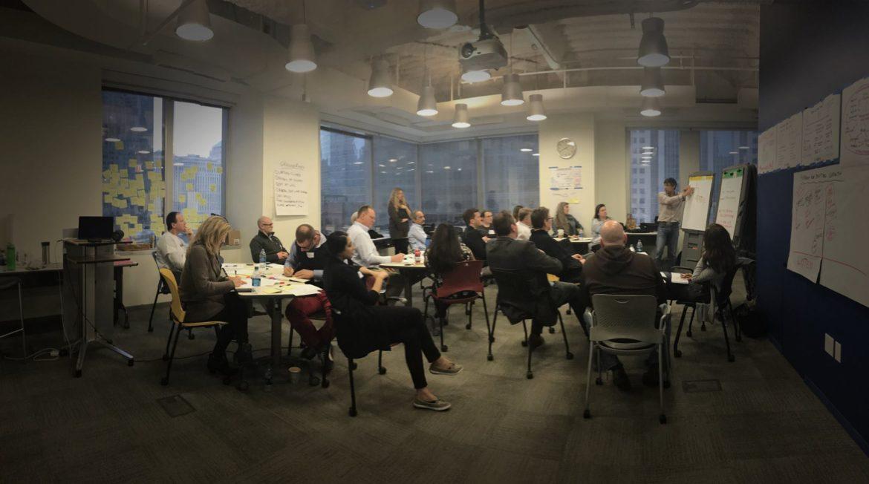 Certified Agile Leadership CAL1 with Michael Sahota