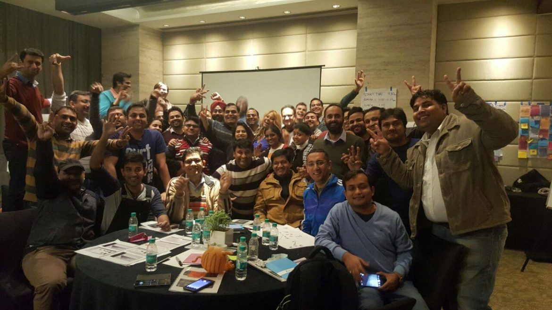Certified ScrumMaster Training Delhi India Maria Matarelli